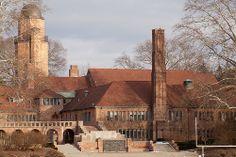cranbrook school - Eliel Saarinen