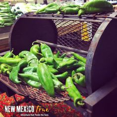 We take our chile pretty seriously- Visit New Mexico