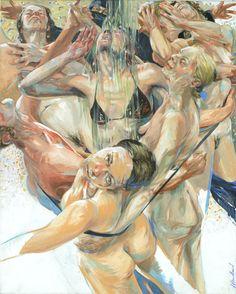 "Saatchi Online Artist: Sigurd Wendland; Oil, Painting ""Water as good"""