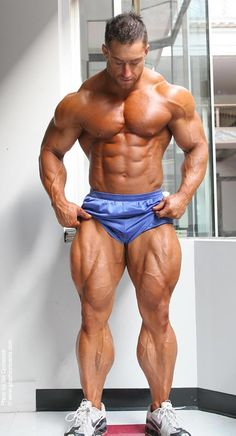 Hardcore Leg Workout Routine to get bigger and stronger.  healthandfitnessnewswire.com