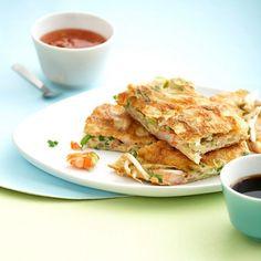 Asia-Omelette
