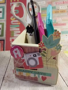 Mad Scrap Project: julio 2015 Celine Luggage, Luggage Bags, Mad, Lunch Box, Scrap, Projects, Blog, Paper Envelopes, Log Projects