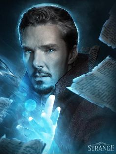 Benedict as Doctor Strange I can't tell you all how much i want this