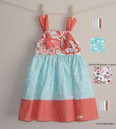 dress 7 riley blake fabric