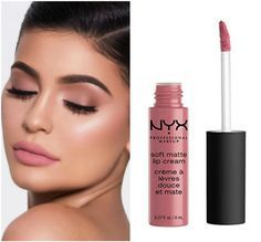 Kylie Lip Kit: Perfect Dupes for Every Shade - We found the perfect dupe for Kylie Jenner's One Wish lipstick! - Kylie Lip Kit: Perfect Dupes for Every Shade - We found the perfect dupe for Kylie Jenner's One Wish lipstick! Kylie Lip Kit Swatches, Nyx Lipstick Swatches, Kylie Lip Kit Dupe, Mauve Lipstick, Kylie Jenner Lipstick, Natural Lipstick, Pink Lips, Lipstick Brands, Lipsticks