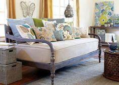 Love this daybed from World Market!