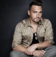 Hungarian ~ Ákos Kovács from Budapest - born april 6th - pop-rock singer/songwriter