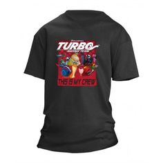 Turbo This is My Crew - Juvenile Tee  $18.99