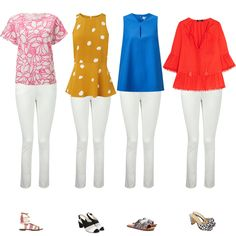 Are you bored with wearing the same jeans and a T-shirt? The solution is to add a few pretty tops to your summer capsule wardrobe. They don't have to break the bank, they just need detail or …