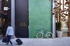 Boutique hotel in Perth Australia, Alex Hotel Casa Bonay, Alex Hotel, Hotel Boutique, Porte Cochere, Beste Hotels, Hotel Restaurant, Hotel Reception, Design Hotel, Western Australia