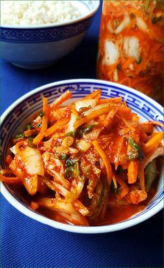 Koreaanse kimchi recept | Gewooneenfoodblog.nl