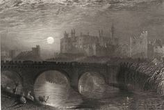 Joseph Mallord William Turner (1775-1851) - Alnwick