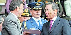 Reunion de Santos y Uribe para hablar del acuerdo de paz - ElTiempo.com
