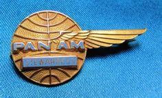 Pan Am wings