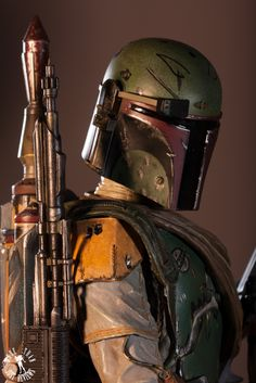 SIDESHOW COLLECTIBLES BOBA FETT MYTHOS STATUE REVIEW