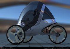 Tricycle E Bike