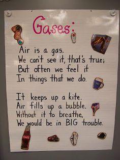 Mrs. Terhune's First Grade Site!: Matter