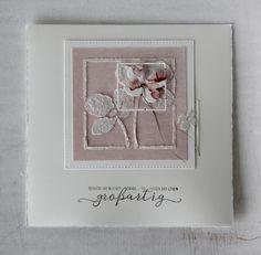 Papier-Liebelei: Blumengrüsse