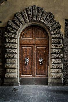 Door Knockers, Door Knobs, Door Handles, Italian Doors, When One Door Closes, Door Entryway, Cool Doors, Antique Doors, Grand Entrance