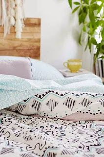 That Boho Chick: Bed