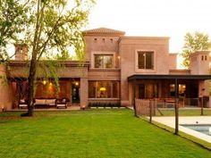 me encanta esta casa, pero el techo me gustaría de chapa