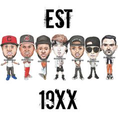 EST 19XX (Dj Ace, Ray Jr, Slim, Machine Gun Kelly, Rook, Dub-O & Dj EV)