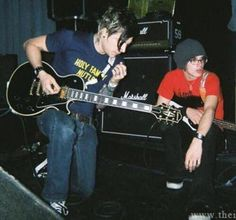 Frank and Mikey