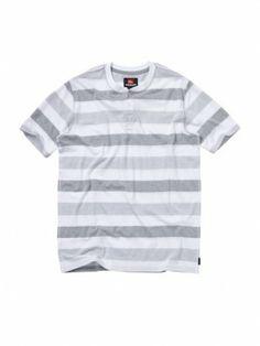 Camiseta Quiksilver Men's Star Ferry Shirt White #Camisetas #Quiksilver