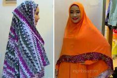 Tren Terbaru Baju Muslim 2015