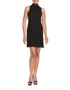 Trina Turk Success Dress Women's Black 4