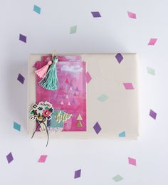 DIY - The card on the outside #dunnewithstyle #dwsDIY