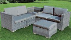 Cómo elegir los sofás de jardín - http://www.jardineriaon.com/como-elegir-los-sofas-de-jardin.html #plantas