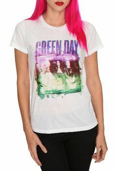 Green Day Rainbow Girls T-Shirt 2XL