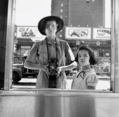 Atrapados por la imagen: VIVIAN MAIER (1926-2009) - The Street Photographer...