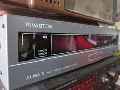 RIVASTON ALISA Ⅲ MULTI MEDIA KARAOKE SYSTEM - アールワン関西