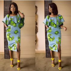 Nigerian fashion has grown over time beyond what has been estimated several  years ago and the. Robe ... ae037c08ee4