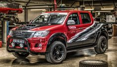 Toyota Hilux Legend 45 – a monstrous 450 hp one-off Image #376203