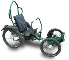 Find out about the Boma All Terrain off-road wheelchair/Scooter. New, second and or hire from one of our centres across the UK. Designed and made in Britain.