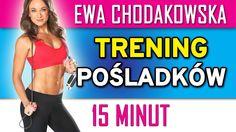 Ewa Chodakowska - Trening pośladków (15 minut)