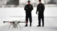 Taser-Armed Drones May Be Coming to a Police Department Near You   Keep your eye to the sky.