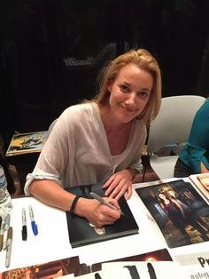 Zoie Palmer at Dragon Con