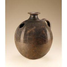 Maker: Igbo peoples Musical pot  (udu) Date: 1983 Medium: Ceramic Geography: Nigeria