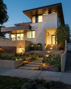 DiLeva Residence Designed by Michael Lee Architects, In California, #usa @dopedecors