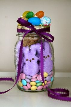 50 best gift basket ideas images on pinterest gift ideas original easter bunny smores in a mason jar bakes up into bars negle Image collections