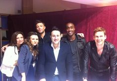 We were very lucky to get Natalie Robinson (Left) to open up for Blue at the Nottingham Arena. Blue are an English R&B group consisting of members Antony Costa, Duncan James, Lee Ryan and Simon Webbe Duncan James, James Lee, Nottingham, Boy Bands, Over The Years, Costa, Celebration, English, Events