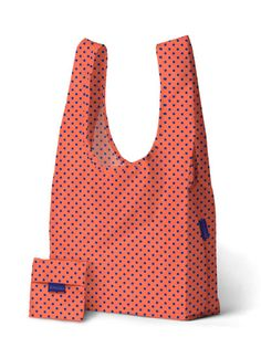 electric poppy standard baggu bag from Pink Olive - $10.00