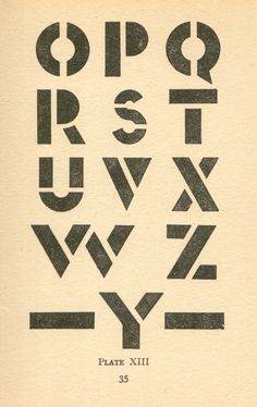 Lovely typography!