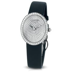46989dd908b237 Anastasia Diamond Watch - From the Anastasia Series of the Horlogerie  Collection. 18 carat white gold bezel and case