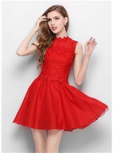 vestidos rojos - Buscar con Google