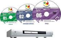 Guia DVD escola